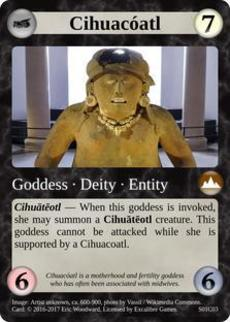 Card image for Cihuacóatl