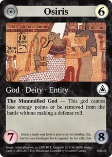 Card image for Osiris