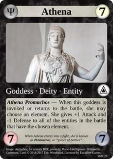 Card image for Athena