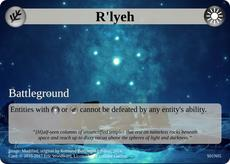 Card image for R'lyeh