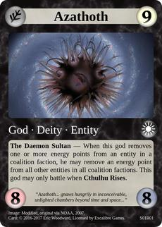 Card image for Azathoth