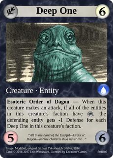 Card image for Deep One